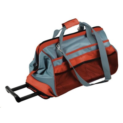 Extol Premium (8858024) taška na nářadí na kolečkách, 51x29x36cm, 29 kapes, nylon