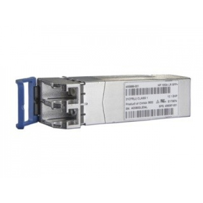HP BladeSystem c-Class 10Gb SFP+ Long Range Small Form-Factor Pluggable Option Transceiver