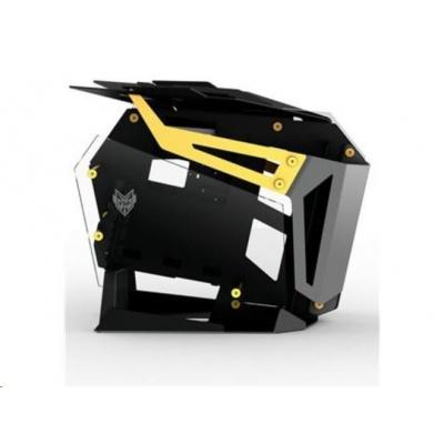 Fortron skříň T-Wings CMT710 Gold, Dual System, průhledná bočnice
