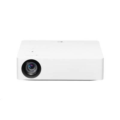 LG projektor HU70LS - 3840x2160, 1500lm, 150000:1, 2xHDMI, RJ45, 2xUSB 2.0, USB-C, LED 30.000hodin