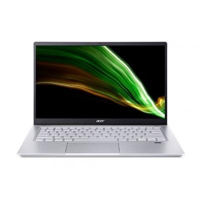 """ACER NTB Swift X (SFX14-41G-R7E7) - Ryzen 7 5700U,14"""" FHD IPS,16GB,1TBSSD,GeForce® GTX 1650 4GB,W10H,Zlatá"""