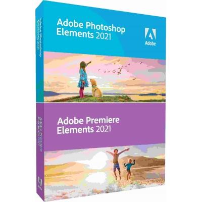 Photoshop Elem/Premiere Elem 2021 MP ENG UPG BOX