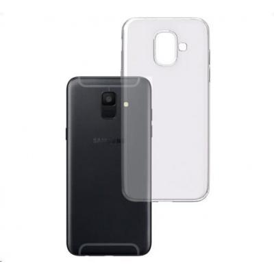 3mk ochranný kryt Clear Case pro Samsung Galaxy A6 2018 (SM-A600), čirý