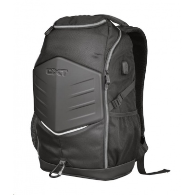 """TRUST Batoh na notebook GXT 1255 Outlaw 15.6"""" Gaming Backpack - black"""