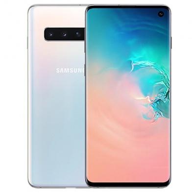 Samsung Galaxy S10 (G973), 128 GB, bílá