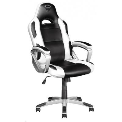 TRUST herní křeslo GXT 705B Ryon Gaming Chair - white