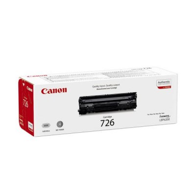 Canon LASER TONER black CRG-726 (CRG726) 2 100 stran*