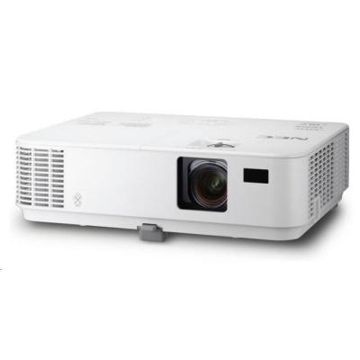 NEC Projektor LCD MC332W WXGA (1280x800,3300 ANSI,16000:1) 15 000 hod v ECO,HDMI, LAN, opt Wlan,