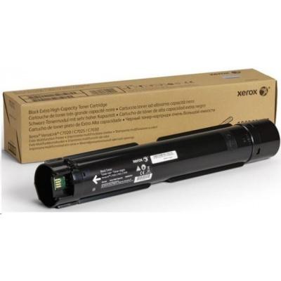 Xerox Black High Capacity Toner Cartridge pro VersaLink C70xx (16100str., black)