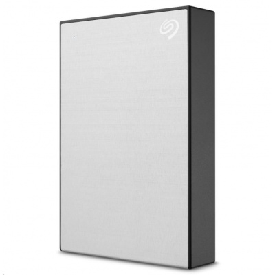 SEAGATE externí HDD One Touch Portable 5TB USB 3.2 Gen 1 Silver
