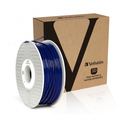 VERBATIM 3D Printer Filament PLA 2.85mm, 126m, 1kg blue
