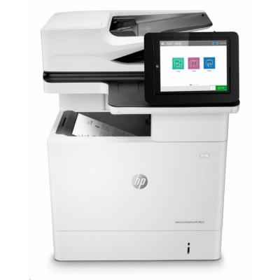 HP LaserJet Enterprise Flow MFP M632z (A4, 61ppm, USB, ethernet, Print/Scan/Copy, Duplex, HDD, Fax, Tray)