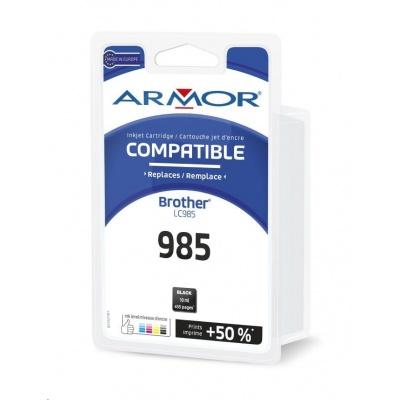 ARMOR cartridge pro BROTHER DCP-J125/515 Black (LC985BK)