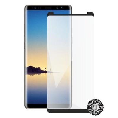 ScreenShield ochrana displeje Tempered Glass pro Samsung Galaxy Note 8 (N950), černá