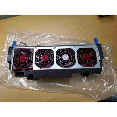 HPE ML350 Gen10 Redundant Fan Cage Kit with 4 Fan Modules (required by 2CPU/10/15kSAS/M.2/NVMe)