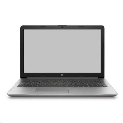HP 250 G7 i7-1065G7 15.6 FHD 220, 8GB, 256GB, DVDRW, ac, BT, silver, DOS