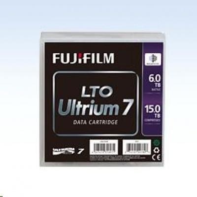 FUJITSU LTO - 5ks pack - LTO-7-CR Medien, Random Label, Fuji -  6000 GB native capacity
