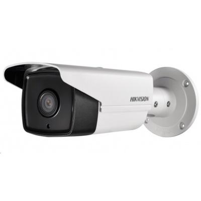 HIKVISION IP kamera 4Mpix, H.265+, 20sn/s, obj. 2,8mm (110°), PoE, IR 80m, IR-cut, WDR 120dB, analyt, MicroSD, IP67