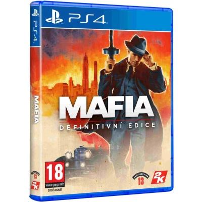 PS4 hra MAFIA: I DEFINITIVE EDITION
