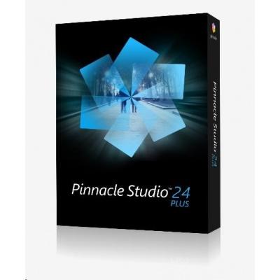 PinnacleStudio24PlusMLEU - Windows, EN/CZ/DA/DE/ES/FI/FR/IT/NL/PL/SV - ESD