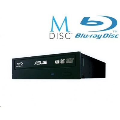 ASUS BLU-RAY Combo BC-12D2HT/BLK/B/AS, black, SATA, bulk (bez SW)