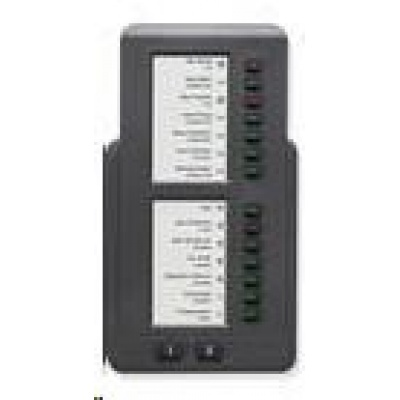 Cisco CP-68KEM-3PCC= expanzní modul, až 28 tlačítek (2 strany x 14 tlačítek) pro CP-6851