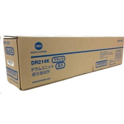 Minolta Fotoválec DR-214K, černý do bizhub C227 (80k), C287 (105k)