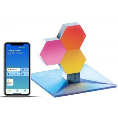 Cololight Plus Modulární chytré Wi-Fi osvětlení – základna se 3 bloky - HomeKit Verze