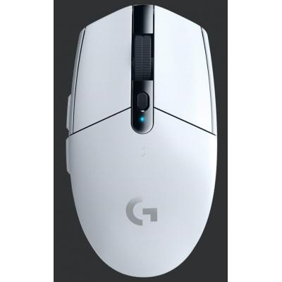 Logitech Mouse G305 Wireless, white