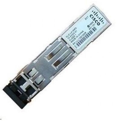 Cisco GLC-LH-SMD=, SFP Transceiver, GbE LX/LH, MMF/SMF, 550m/10km