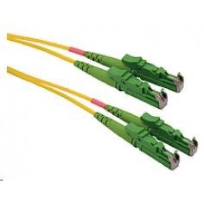 Solarix Patch kabel 9/125 E2000apc/E2000apc SM OS 2m duplex SXPC-E2000/E2000-APC-OS-2M-D