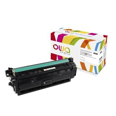 OWA Armor toner pro HP Color Laserjet Ese M552, M553, MFP M577, 12500   Stran, CF360X, černá/black
