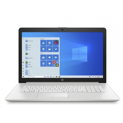 NTB HP 17-ca2001nc, 17.3,SVA AG HD+, Athlon 3150U dual, 8GB DDR4 1DM, SSD 512GB, AMD Radeon 530 2GB,Win10,Natural silver