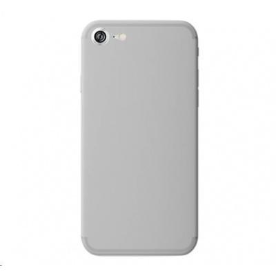 3mk ochranný kryt NaturalCase pro Apple iPhone 8, transparentní bílá