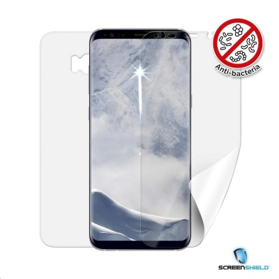 Screenshield fólie na celé tělo Anti-Bacteria pro SAMSUNG G955 Galaxy S8 Plus
