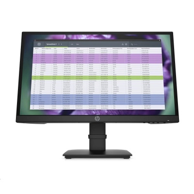 "HP LCD ProDisplay P22 G4 LED 21.5""wide, (IPS,1920x1080, 5ms, 1000:1, 250 nits VGA, DP 1.2, HDMI 1.4)"