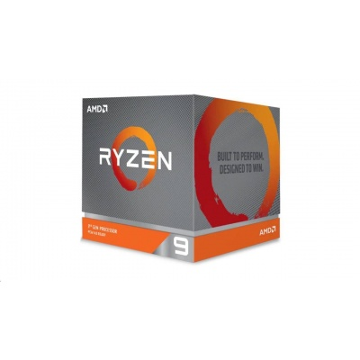 CPU AMD RYZEN 9 3950X, 16-core, 4.5 GHz, 70MB cache, 105W, socket AM4 (bez chladiče)