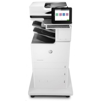 HP Color LaserJet Enterprise Flow MFP M681z (A4, 45 ppm, USB, Ethernet, Print/Scan/Copy, Duplex, Fax, HDD, Tray)