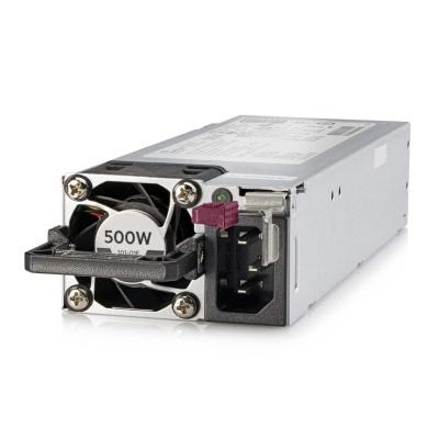 HPE 500W Flex Slot Platinum Hot Plug Low Halogen Power Supply Kit  pro G10