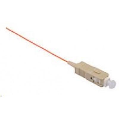Solarix Pigtail 62,5/125 SCupc MM OM1 1,5m SXPI-SC-UPC-OM1-1,5M