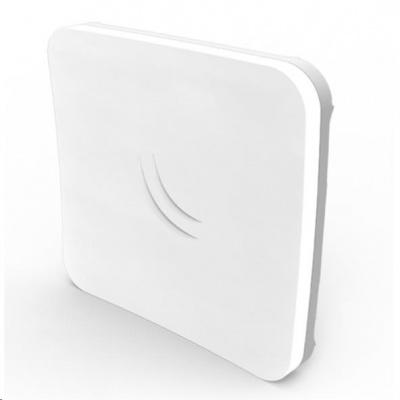 MikroTik SXTsq 5 HP (RBSXTsq5HPnD), 600MHz CPU, 64MB RAM, 1x LAN, integr. 5GHz Wi-Fi, 2x16dBi, 802.11a/n, 28dBm, vč.L4