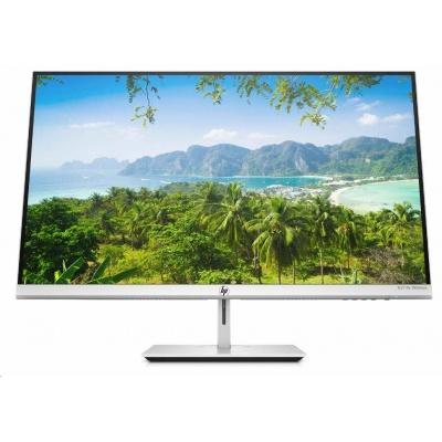 """LCD HP U27; IPS 27""""; matný UHD 3840x2160; 300cd/m2; 5ms; USB, HDMI, DP, integrované repro; bezdrát. připojení"""