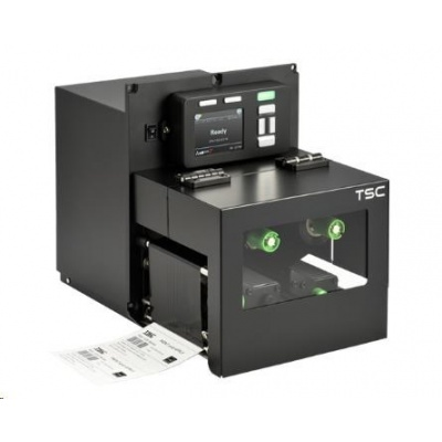 TSC PEX-1120 Left Hand, 8 dots/mm (203 dpi), disp. (colour), RTC, USB, RS232, LPT, Ethernet
