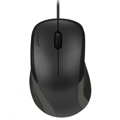 SPEED LINK myš KAPPA Mouse, USB, černá