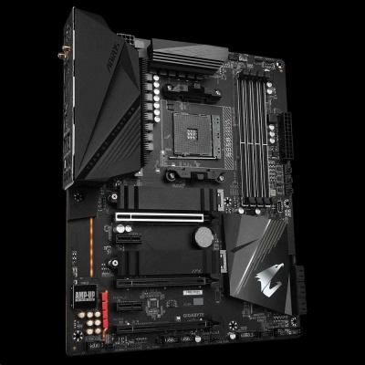 GIGABYTE MB Sc AM4 B550 AORUS PRO AX, AMD B550, 4xDDR4, 1xHDMI