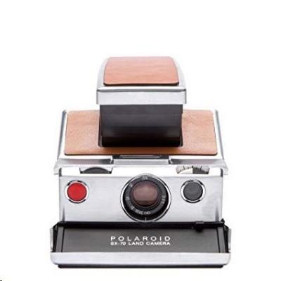 Polaroid Originals Sx-70™ Camera - Silver-Brown