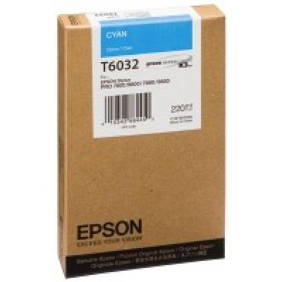 EPSON ink bar Stylus Pro 7800/7880/9800/9880 - cyan (220ml)