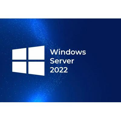 HPE Microsoft Windows Server 2022 Datacenter Edition ROK 16Core No Reassignment Rights EN fr/It/ge/sp/du