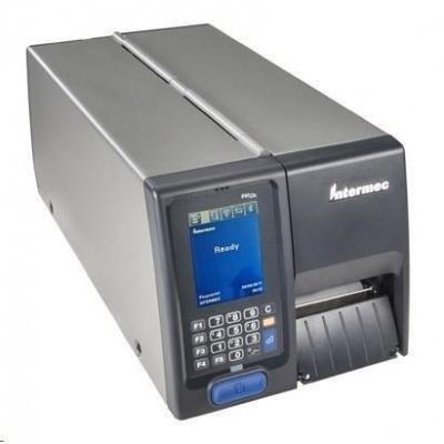 Honeywell PM43c, 8 dots/mm (203 dpi), navíječ, LTS, disp., multi-IF (Ethernet)