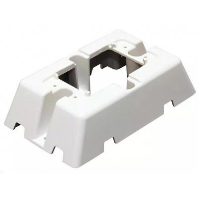 AP-MNT-W4 White Low Profile Basic AP Flat Surface Mount Kit